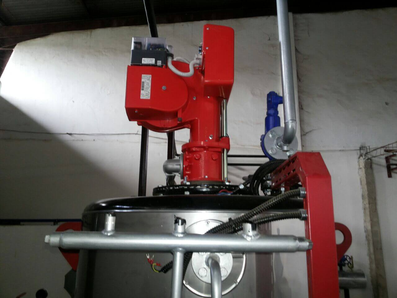Seteam Boiler