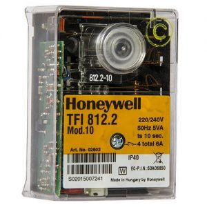 honeywell-burner-sequence-controller