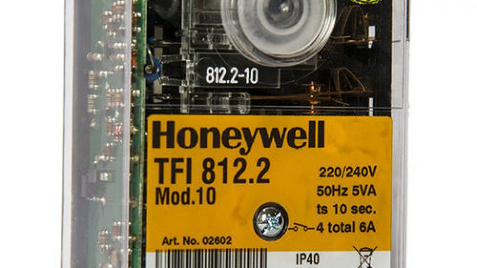 honeywell-burner-sequence-controller