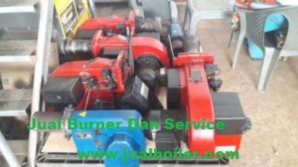 Service Burner