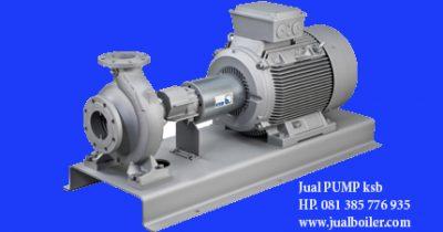 Jual pump ksb oil boiler