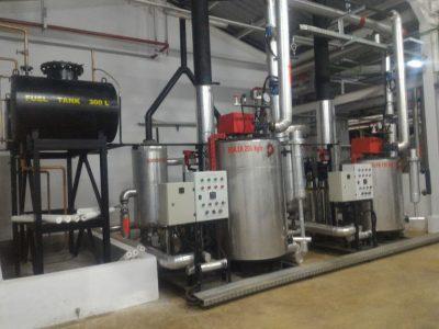 Fabrikasi Boiler di indonesia