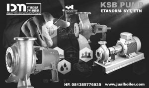 Pump KSB Centrifugal