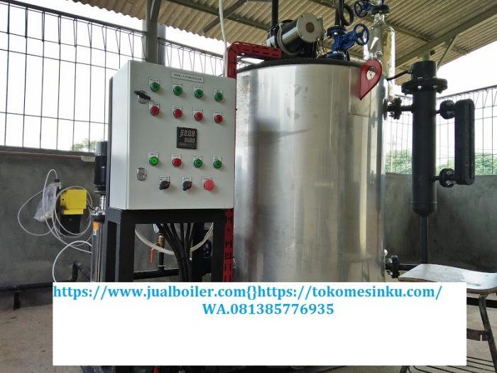 steam boiler 2