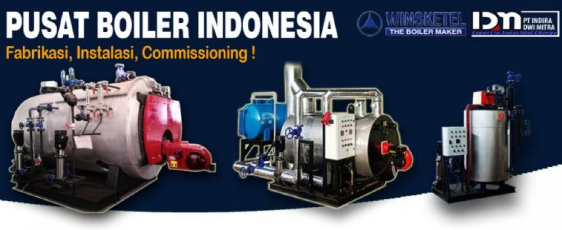 Distributor boiler di indonesia