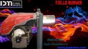 Burner Riello RL 130 solar