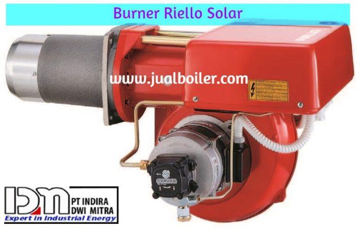burner solar