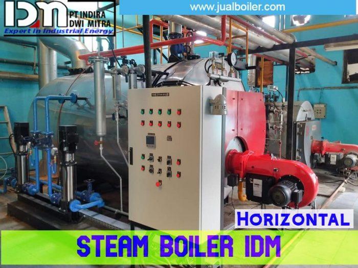 Boiler Horizontal