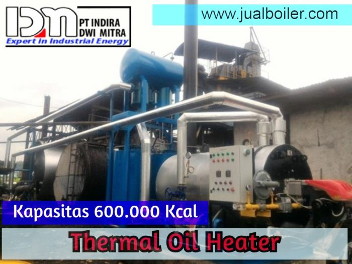 Thermal Oil 600 Kcal