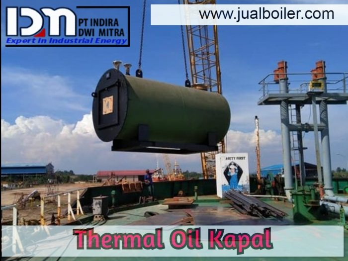 Thermal Oil Kapal