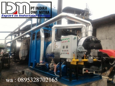 Pusat Jual Thermal Oil Heater