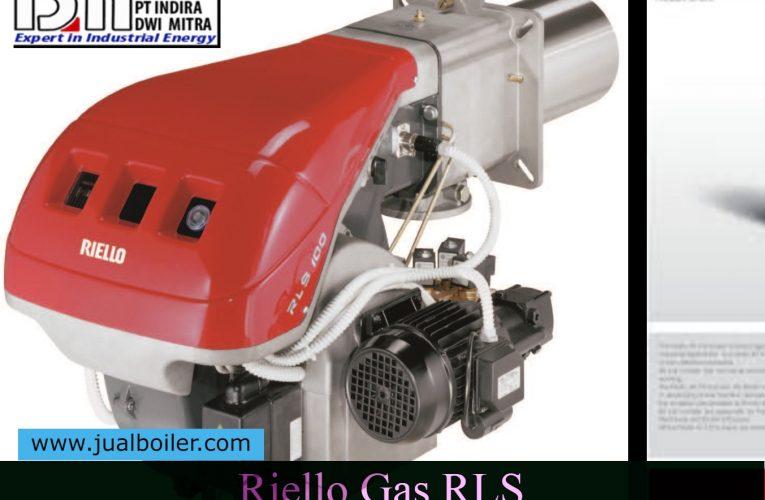 Jual Burner Riello Dual Fuel RLS