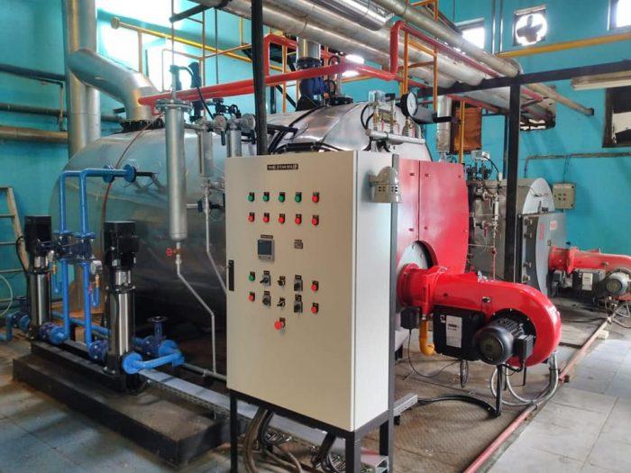 Boiler 2 TON1