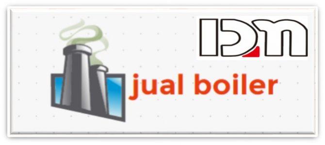 Fabrikasi Steam Boiler : 089 532 870 2165