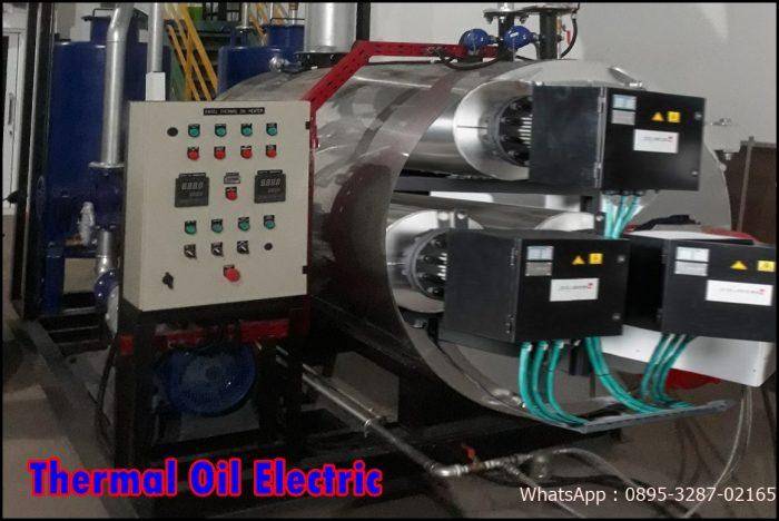 thermal electric Bbeltrik boiler